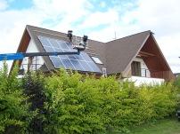 dpelektra.com / saulės elektrinės montavimas